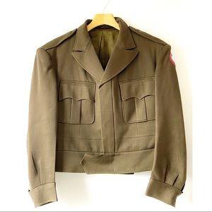 47th Infantry Post War Eisenhower Military jacket